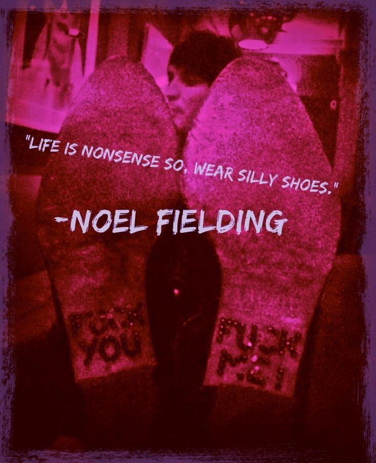 Love Noel Fielding!