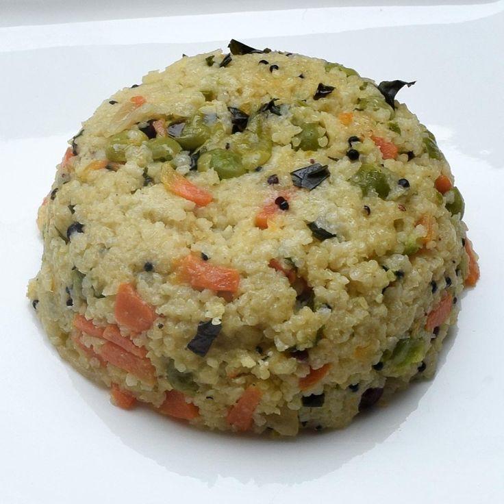 Barnyard millet upma porridge food millet porridge