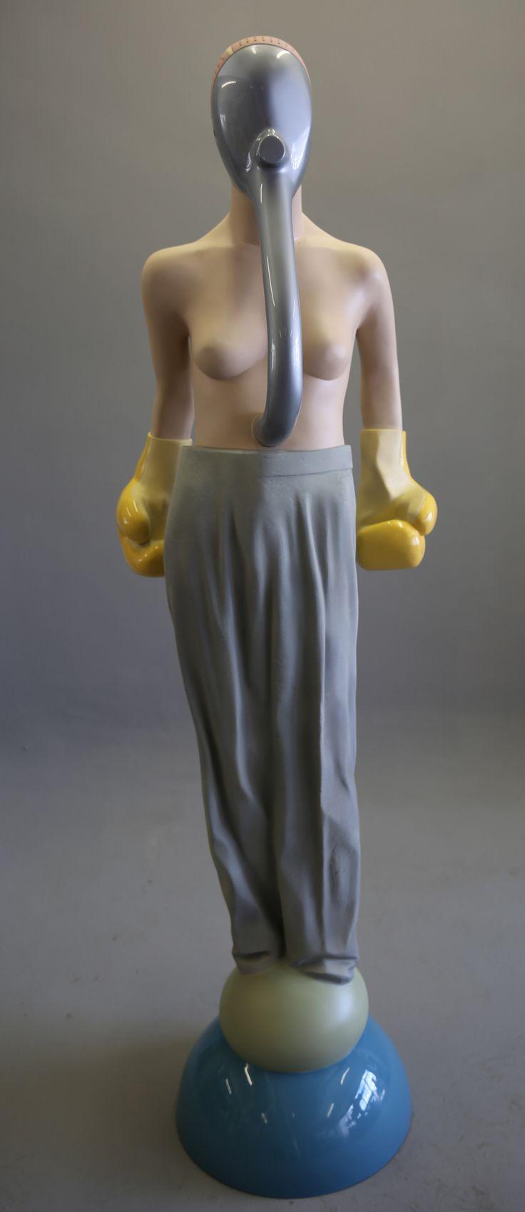 Stefa Blom | 'Brynhildr' DShK exhibition | Zeitz Museum of Contemporary Art Africa Permanent Collection