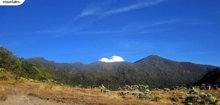Trip Ke Gunung Gede; Mendaki Gunung Gede Bersama TC Valadoo dan Indonesian Mountains 10 Mei 2013