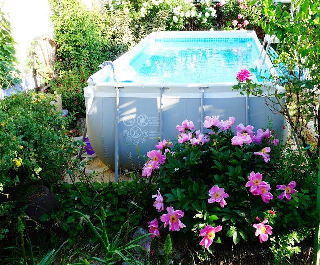 17 meilleures id es propos de piscine hors sol sur pinterest terrasse de - Comment installer une piscine hors sol ...