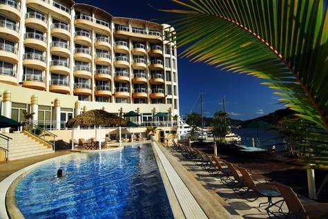 Grand Hotel and Casino, Vanuatu  Located near the beach in Central Port Vila and…