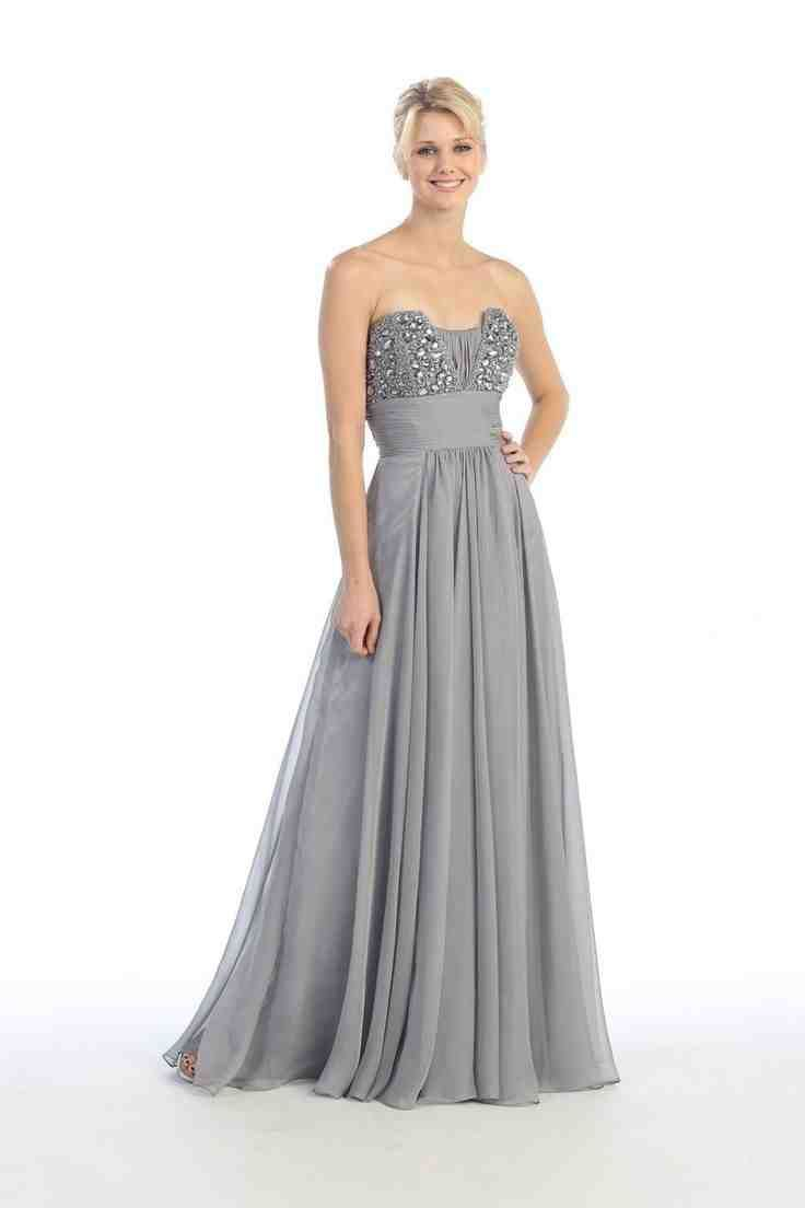 35 best grey bridesmaid dresses images on pinterest grey silver grey bridesmaid dresses ombrellifo Gallery
