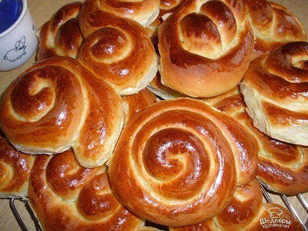 5 рецептов самых быстрых булочек  | Про рецептики - лучшие кулинарные рецепты для Вас!