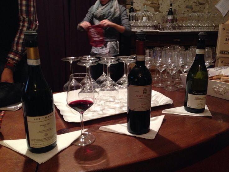 Bottega Dei 4 Vini in Neive, Piemonte