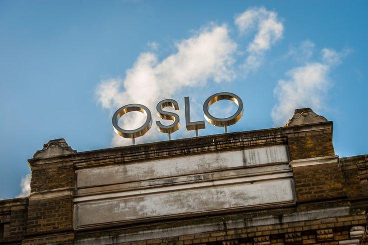OSLO — Hackney, London  http://www.weheart.co.uk/2014/03/21/oslo-hackney-london/