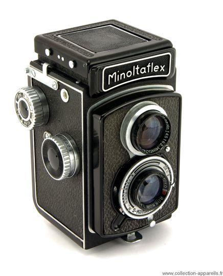 Minolta Minoltaflex IIb