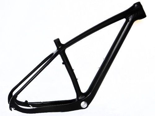 Mountain Bike Frames - Full Carbon 3K Glossy 29er Mountain Bike MTB 29 Wheel BB30 Frame 19 *** You can find more details by visiting the image link.