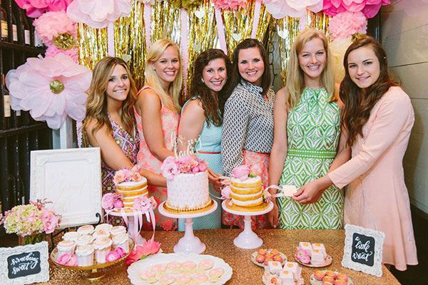 How to Host a Bridesmaid Luncheon