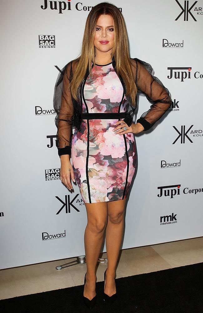 Khloe Kardashian demanding $150,000 appearance fee as she plugs family clothes line in Sydney