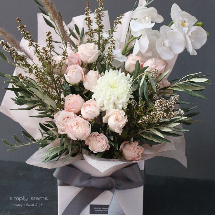 Box of Blooms by Simply Stems Boutique Florist for Mothers Day Gift Ideas