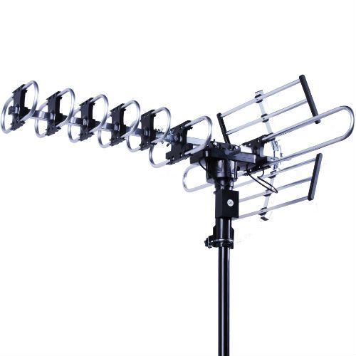 New] 2018 FiveStar 4K HDTV 200 Mile Range Antenna FSA-1806