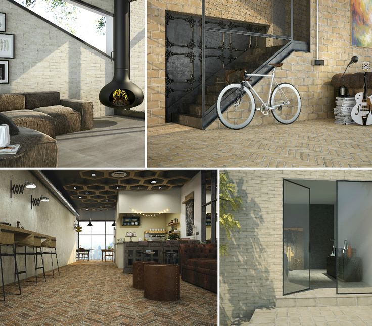 The portfolio of Ape is enhanced by the brickwork-effect Broadway and Granada collections.