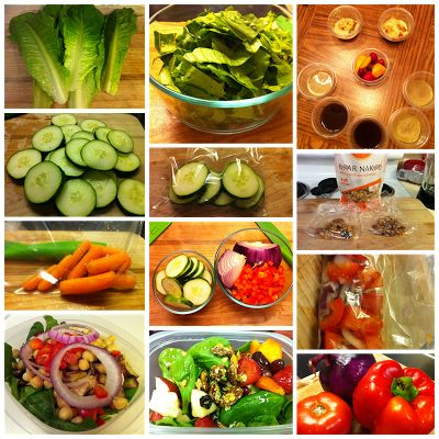 Food Prep 101! Wonderful tips for healthy meal prep.