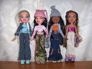 El rincón de mis muñecas: Bratz Sasha