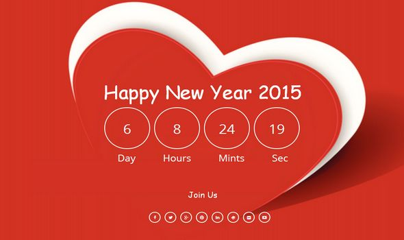 Happy New Year Portfólio Blogger Template é um template blogger para blog de portfólio, blog em construção e etc. Com layout atraente, Happy New Year Portfólio tem 2 colunas, 1 sidebar direita, widget temporizador contagem regressiva, botões de redes soci