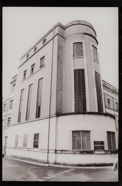 Design: Franco Frighi 1935-1936