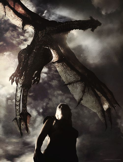 Daenerys Targaryen ~ Mother of Dragons!!! Game of Thrones