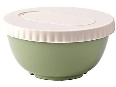3. Arbeidsbolle med åpning i lokket til en visp reduserer faren for søl. Nyhet fra Ikea, i to størrelser til 69 og 89 kroner.