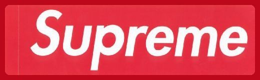 Supreme Store Red Box Logo Clothing Sticker - NYC Store Streetwear Kaws Skateboard BMX Hip Hop Hipster - For all the skaters (*Amazon Partner-Link)