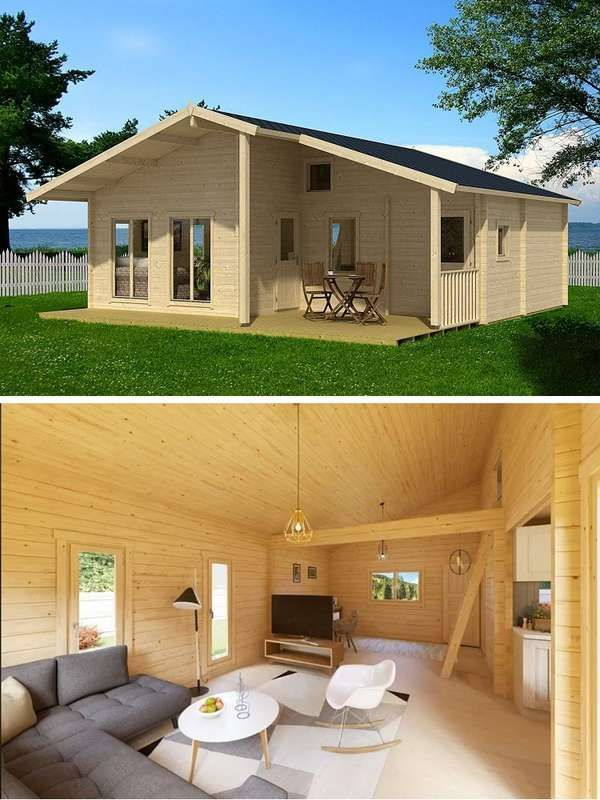 14 Kit Homes You Can Buy And Build Yourself In 2020 Building A Small House Building A House House Cost