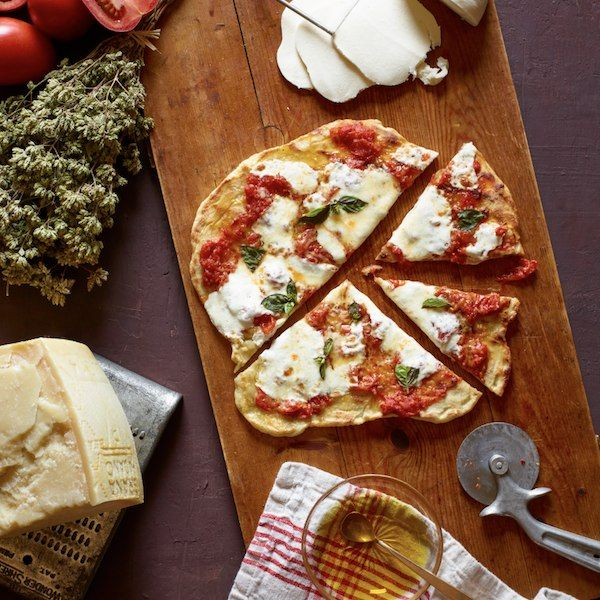 This recipe is straight from her new cookbook, Lidia's Mastering the Art of Italian Cuisine. Get this classic pizza recipe at Chatelaine.com