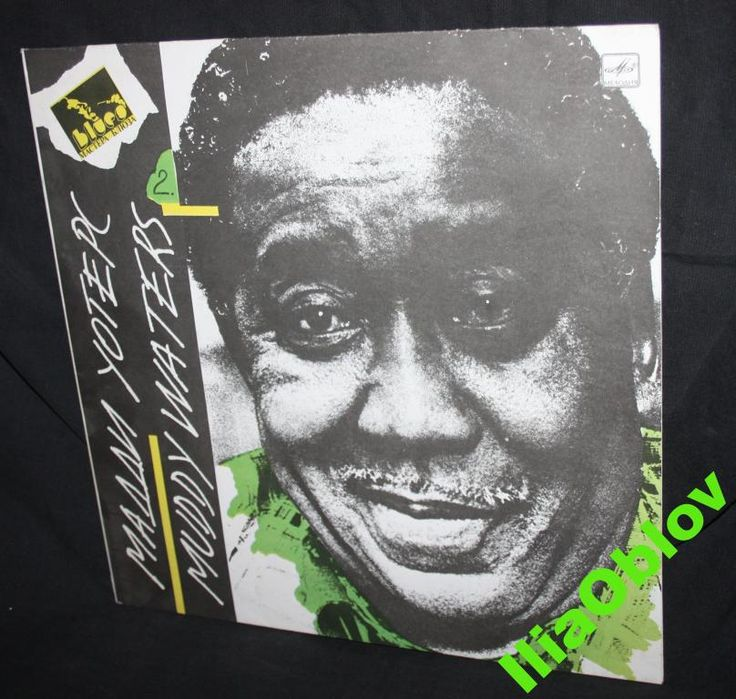 LP Мадди Уотерс - Muddy Waters Мастера Блюза (NM)