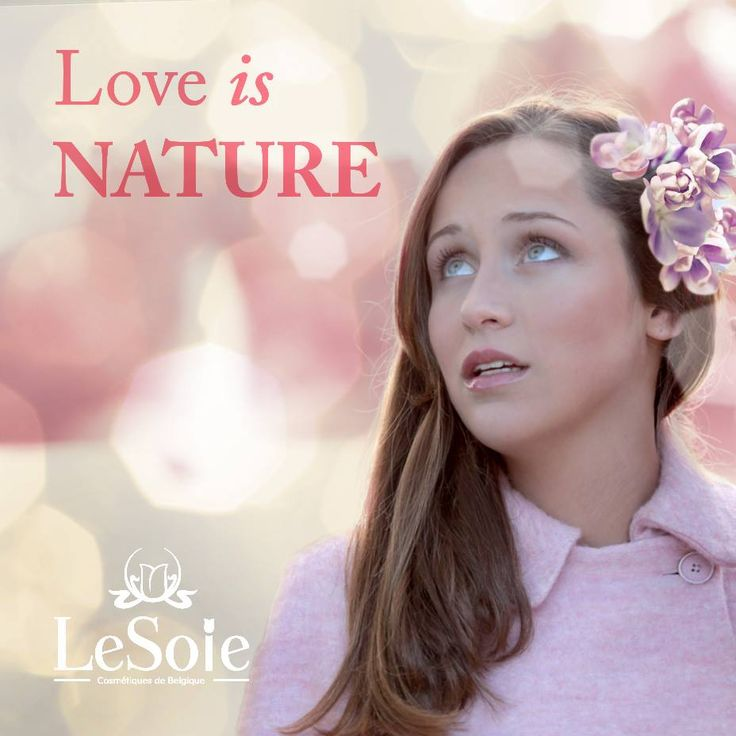Love is not just for other humans, it's for nature too. From Belgium, Le Soie brings you nature to your doorstep… one click away http://lesoie.com