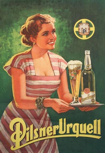 Bimba for Pilsner Urquell