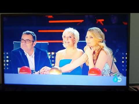 """EL TEKILA"" gana Got Talent España!.