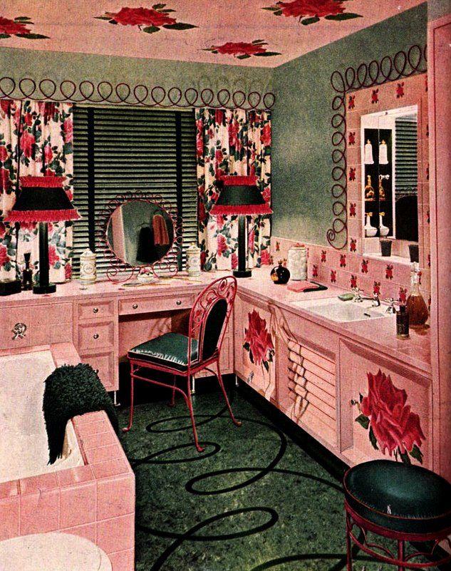 Way pink bathroom