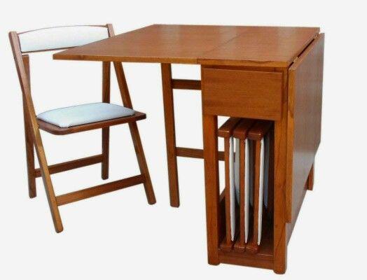 77 best sillas plegables images on pinterest chairs - Mesa consola ikea ...