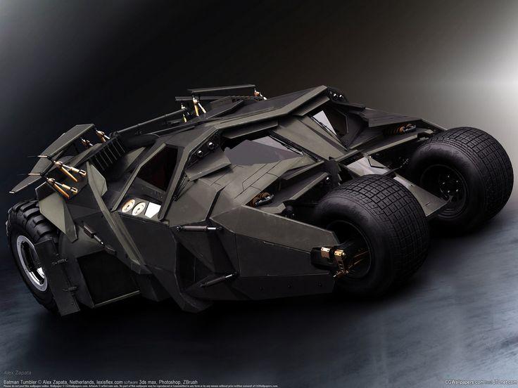 Batmobile ♥