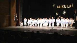 vianocne vystupenie anjel - YouTube