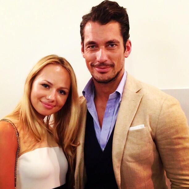 Twitter / Candyland87: Another picture of David Gandy ...