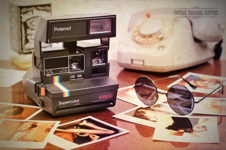 POLAROID 635 CL SUPERCOLOR! SPRAWNY! IMPOSSIBLE !
