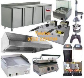 Toplu Büfe Kafe Lokanta Ekipmanları : Büfe Malzemeleri Satışı 0212 2370749