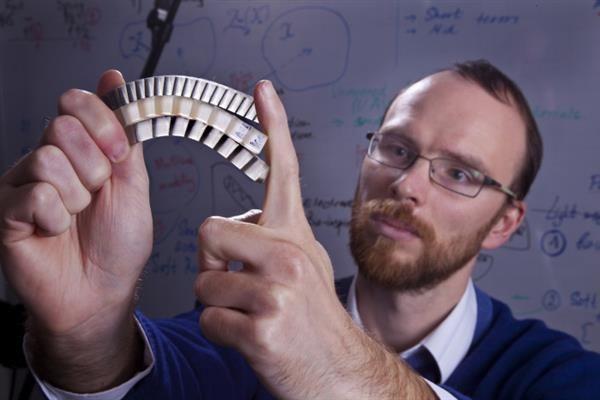 Ancora una volta la #natura è fonte di ispirazione per lo sviluppo di #innovazioni: dal MIT Media Lab e dal Technion, una nuova #armatura stampata in 3D e ispirata alle #squame di pesce.  #biomimicry #3dprinting