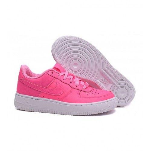 Nike Mulheres - Comprar Nike Air Force 1 Low Mulheres Tenis De Corrida Rosa Branco 0314