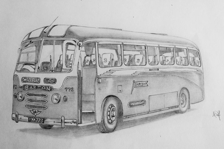 Barton Transport 773 - 1958 Alexander bodied AEC Reliance