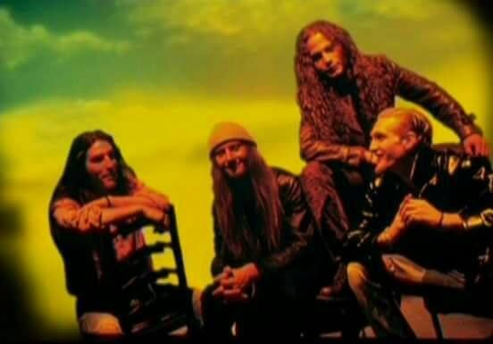 """Alice in chains, """"Dirt"""" photo shooting"""