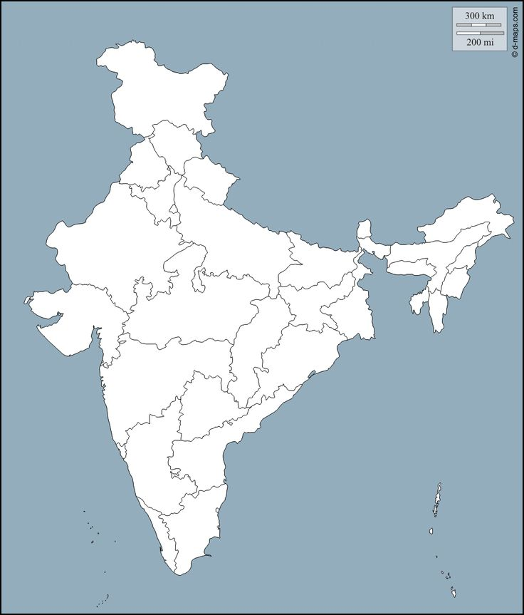 Best 25 map outline ideas on pinterest world map outline world india free map free blank map free outline map free base map gumiabroncs Image collections