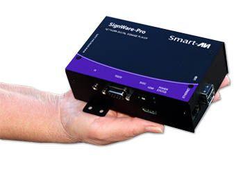 SignWare Pro. La solución de Pantalla Publicitaria y señalización digital, SignWarePRO es una combinación única de hardware y software que permite,  gestionar y controlar múltiples dispositivos de visualización remota con sólo una PC.