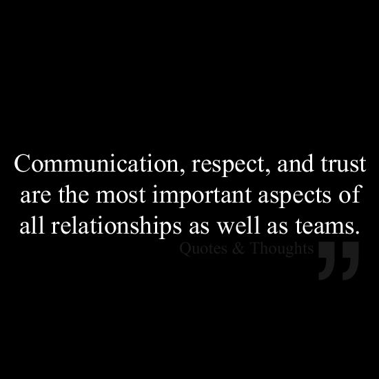 a look at the importance of communication and cooperation in a team This kind of communication is much easier to learn in a school environment then on your first project in a new job  so if you were the leader of a club or team.