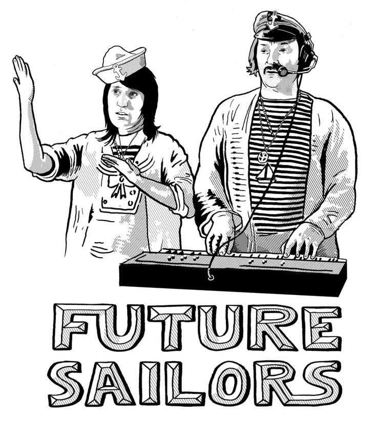 FUTURE SAILERS!!!!! ELECTRONIC CASTWAYS!!!!!!!!!!!!!!!!!!!