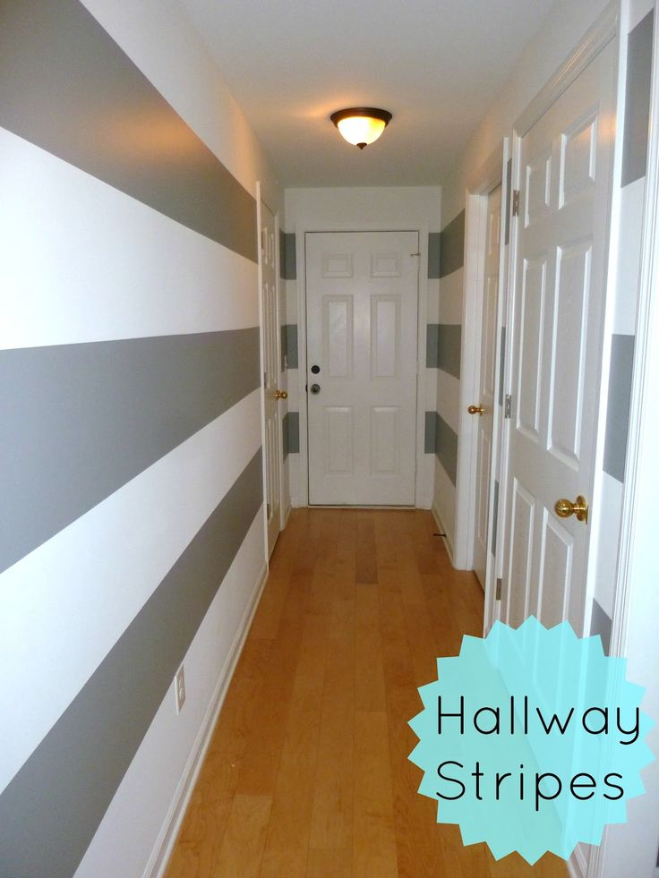 Hallway Painting Ideas best 20+ striped hallway ideas on pinterest | stripped painted