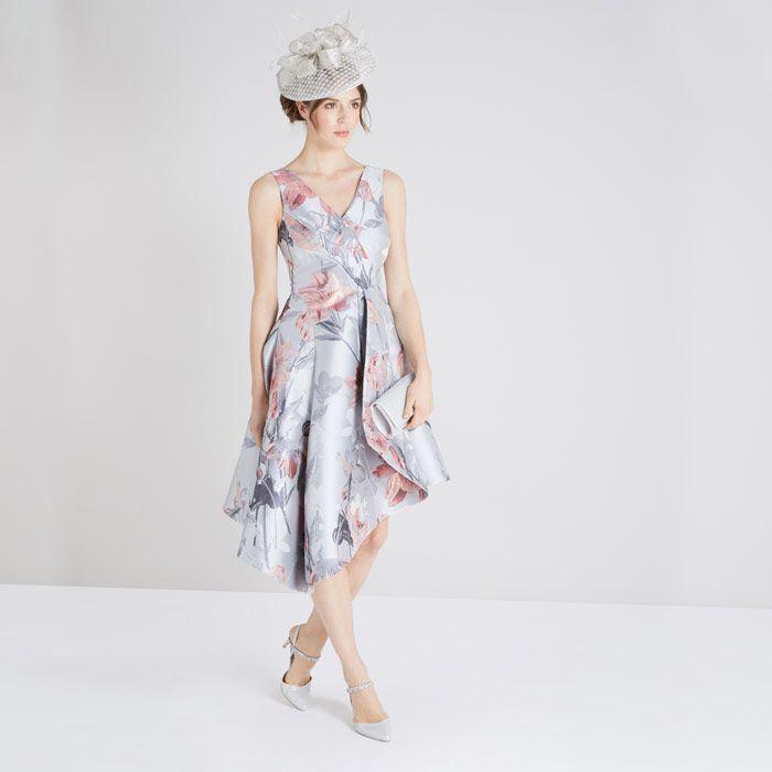 JUSSIEU JACQUARD DRESS