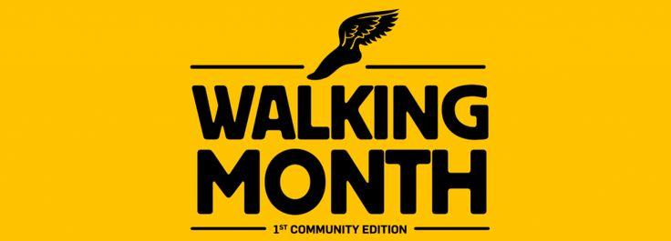 Am răspuns pozitiv provocării #WalkingMounth