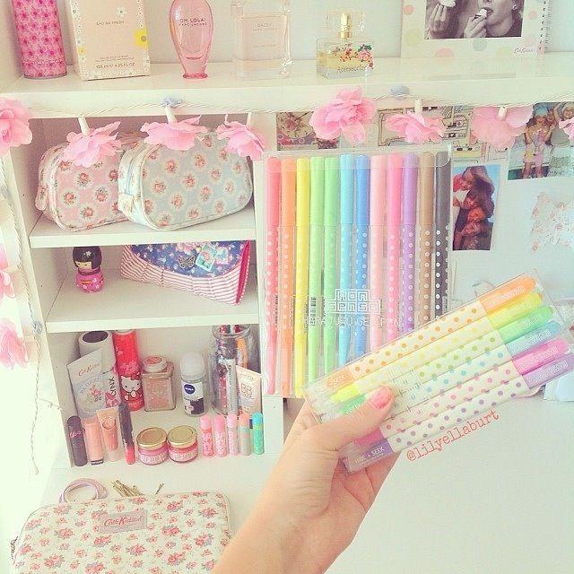 Quero essas canetinhas❤