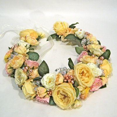 フェスではゴージャスが一番!造花で作る花かんむりの作り方やアイデアを集めました♪